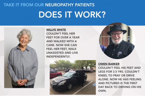 Neuropathy Does it Work?